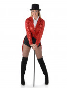 Vous aimerez aussi : Déguisement cabaret rouge femme