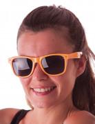 Vous aimerez aussi : Lunettes blues fluo orange adulte