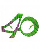 Lunettes âge 40