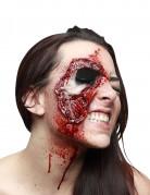 Vous aimerez aussi : Fausse blessure peau du visage arrachée adulte Halloween
