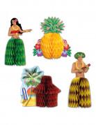 Centres de table Hawaï