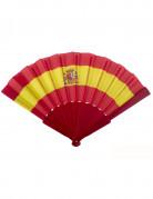 Eventail supporter Espagne 23 cm