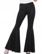 Vous aimerez aussi : Pantalon disco noir pattes d'élephant femme