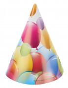 Vous aimerez aussi : 6 Chapeaux de fête ballons volants