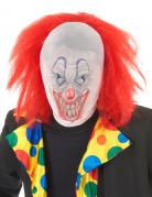 Vous aimerez aussi : Cagoule clown avec cheveux adulte Halloween