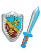 Vous aimerez aussi : Epée et bouclier gonflables