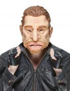 Masque humoristique en latex Johnny adulte