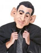 Vous aimerez aussi : Masque humoristique en latex Nicolas adulte