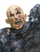 Masque latex zombie putréfié adulte
