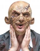 Masque latex mort-vivant adulte