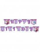 Guirlande Happy Birthday La Reine des Neiges Flocons™ 2,10 m
