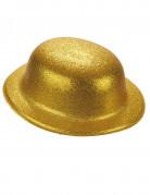Vous aimerez aussi : Chapeau melon plastique pailleté doré adulte