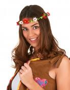 Vous aimerez aussi : Couronne de fleurs pâquerettes rouges adulte