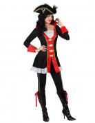 Vous aimerez aussi : Déguisement amiral pirate femme