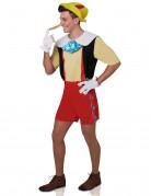 Déguisement Pinocchio™ adulte