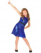 Vous aimerez aussi : Déguisement robe disco bleue paillette avec gros noeud fille