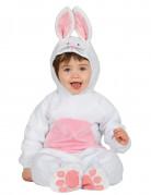 Vous aimerez aussi : Déguisement lapin blanc et rose bébé