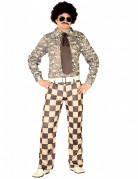 Déguisement mister disco années 70 homme