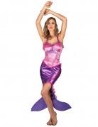 Vous aimerez aussi : Déguisement sirène rose femme