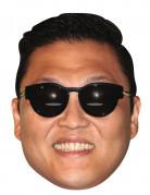 Masque carton Psy™ Gangnam Style