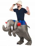 Vous aimerez aussi : Déguisement éléphant gonflable adulte