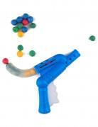 Faux pistolet avec 30 boules sarbacanes
