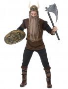 Déguisement Viking effet cuir Homme