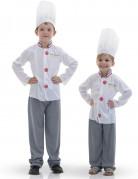 Vous aimerez aussi : Déguisement chef cuisinier enfant