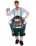 Vous aimerez aussi : Déguisement homme à dos de bavarois adulte