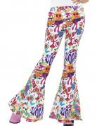 Vous aimerez aussi : Pantalon hippie années 60 femme