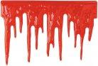 Vous aimerez aussi : Décoration murale d'Halloween gouttes de sang rouge