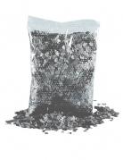 Sachet de confettis gris foncé 200g