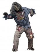 Déguisement zombie terrifiant homme Halloween