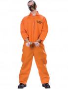Déguisement de prisonnier cannibale homme Halloween