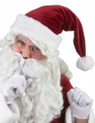 Bonnet de Noël Super Luxe adulte