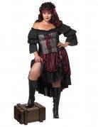 Vous aimerez aussi : Déguisement pirate noir grande taille femme