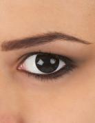 Vous aimerez aussi : Lentilles fantaisie oeil noir 1 an adulte