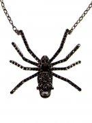 Vous aimerez aussi : Collier crâne d'araignée adulte