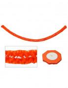 Vous aimerez aussi : Guirlande en papier orange 270 x 15 cm