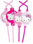 Vous aimerez aussi : 8 Pailles charmmy Kitty™ rose 24cm