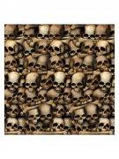 Décoration murale catacombes squelettes 1,2 x 9,1 m