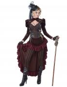 Déguisement steampunk sexy femme