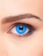 Vous aimerez aussi : Lentilles fantaisie oeil bleu 3 mois adulte