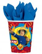 Vous aimerez aussi : 8 Gobelets en carton Sam le Pompier™ 250 ml
