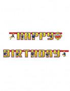 Vous aimerez aussi : Guirlande Happy Birthday Sam le Pompier™ 180 cm