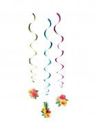 Vous aimerez aussi : 3 Décorations à suspendre Hawaii party 60 cm