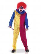 Vous aimerez aussi : Déguisement clown psychopathe adulte