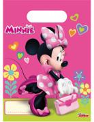 6 Sacs cadeaux Minnie Happy ™
