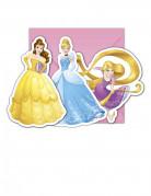 Vous aimerez aussi : 6 Cartes d'invitation + enveloppes Princesses Disney Dreaming ™