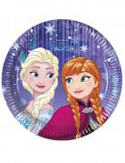 Vous aimerez aussi : 8 Petites assiettes en carton 20cm La Reine des Neiges Frozen ™